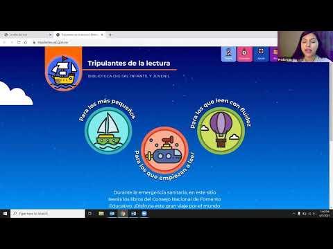 Online Library of Books in Spanish Webinar (English & Spanish)